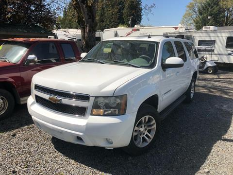 2007 Chevrolet Suburban for sale in Sweet Home, OR