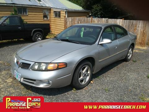 2004 Pontiac Bonneville for sale in Sweet Home, OR