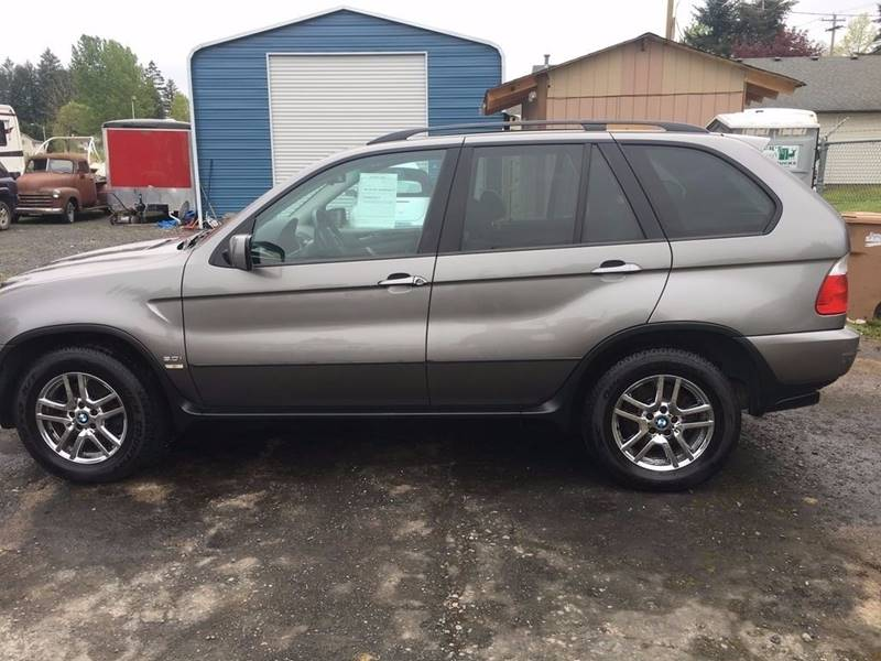 2006 BMW X5 for sale at Paradise Motors Inc in Sweet Home OR