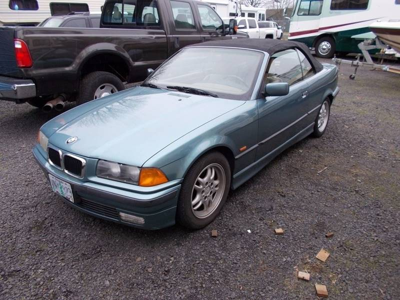 1997 BMW 3 Series for sale at Paradise Motors Inc in Sweet Home OR
