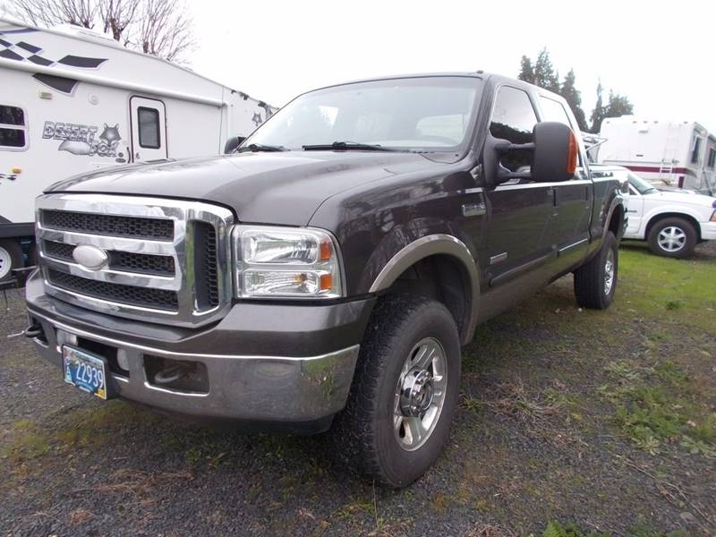 2005 Ford F-350 Super Duty for sale at Paradise Motors Inc in Sweet Home OR
