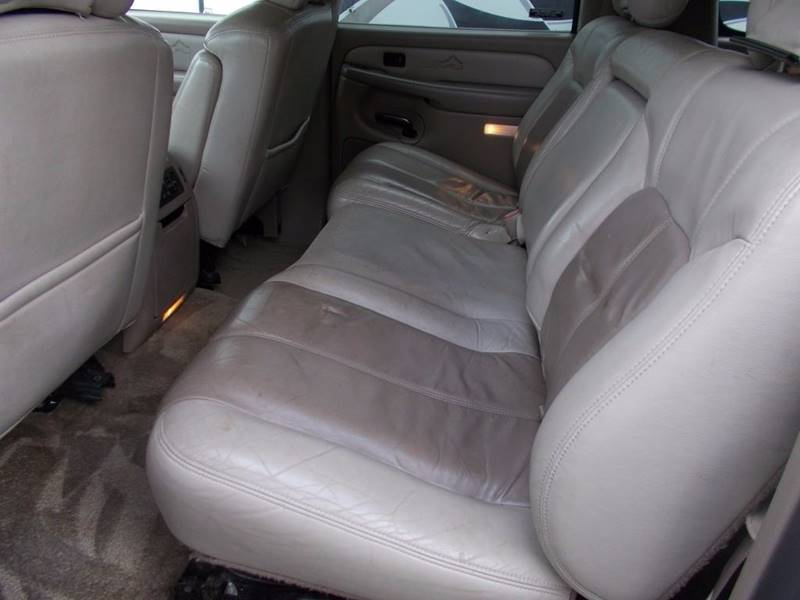 2001 GMC Yukon XL for sale at Paradise Motors Inc in Sweet Home OR