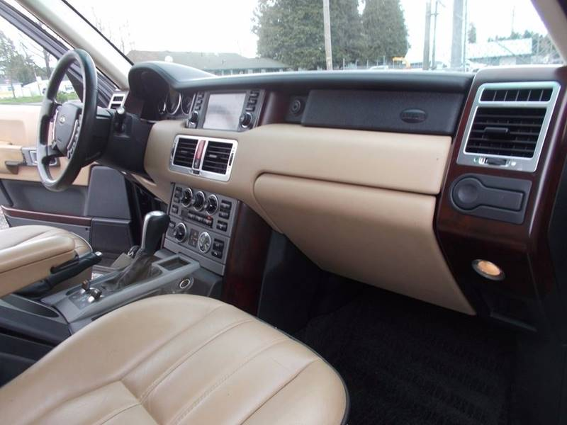 2006 Land Rover Range Rover for sale at Paradise Motors Inc in Sweet Home OR