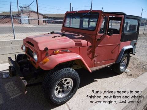 1971 Toyota Land Cruiser for sale in Sweet Home, OR