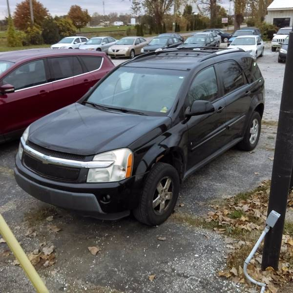 2006 Chevrolet Equinox For Sale At Car Lot Credit Connection In Elkhart IN