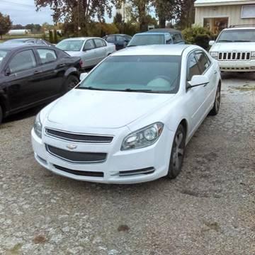 2012 Chevrolet Malibu for sale in Elkhart, IN