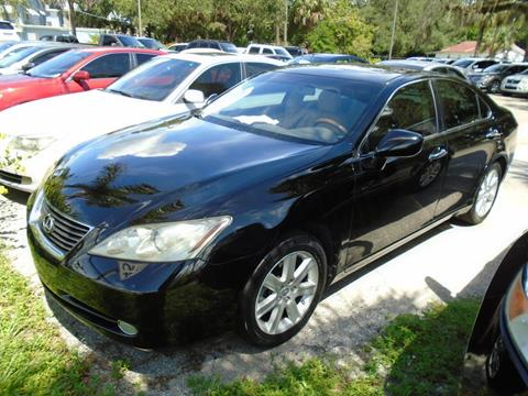 2007 Lexus ES 350 for sale in Fort Myers, FL