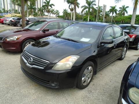 2007 Nissan Altima for sale in Fort Myers, FL
