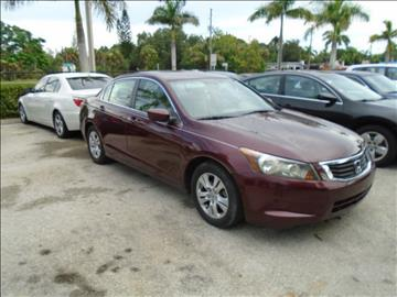 2009 Honda Accord for sale in Fort Myers, FL