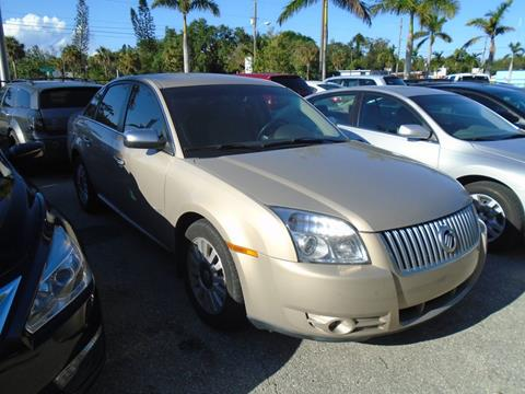 2008 Mercury Sable for sale in Fort Myers, FL