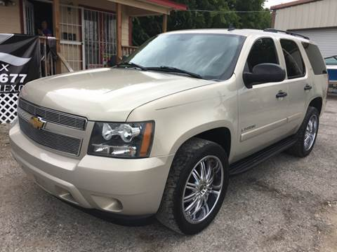 2008 Chevrolet Tahoe for sale in San Antonio, TX