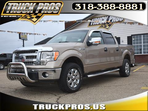 used ford trucks for sale in west monroe la. Black Bedroom Furniture Sets. Home Design Ideas