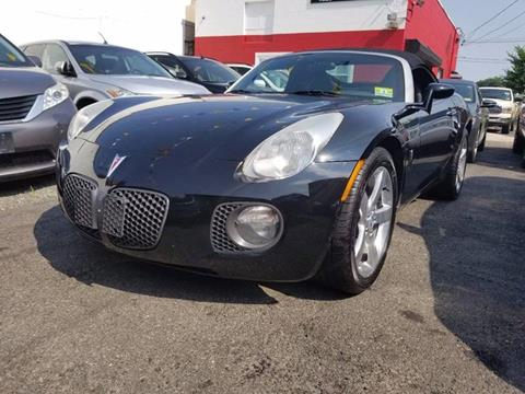 2007 Pontiac Solstice for sale in South Hackensack, NJ