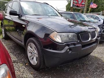 2004 BMW X3 for sale in South Hackensack, NJ