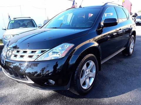 2005 Nissan Murano for sale in South Hackensack, NJ