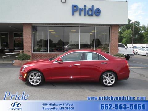 2015 Cadillac ATS for sale in Batesville, MS