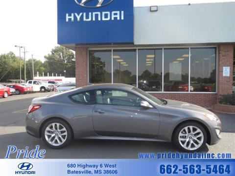 2016 Hyundai Genesis Coupe for sale in Batesville, MS