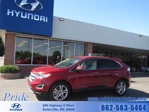 2016 Ford Edge for sale in Batesville, MS