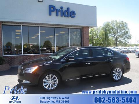 2016 Buick LaCrosse for sale in Batesville, MS