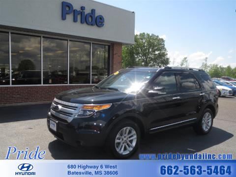 2014 Ford Explorer for sale in Batesville, MS