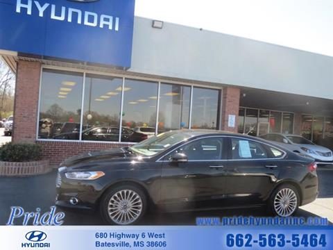 2016 Ford Fusion for sale in Batesville, MS