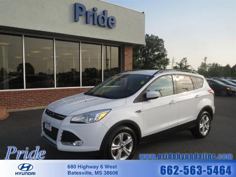 2016 Ford Escape for sale in Batesville, MS