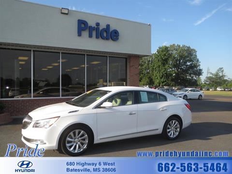 2015 Buick LaCrosse for sale in Batesville, MS
