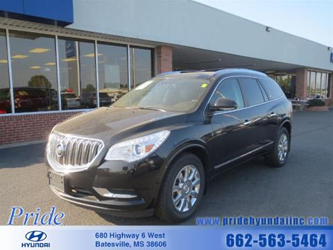 2014 Buick Enclave for sale in Batesville, MS