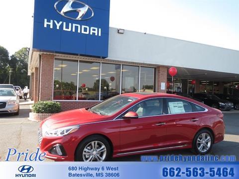 2018 Hyundai Sonata for sale in Batesville, MS