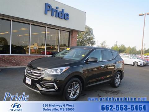 2017 Hyundai Santa Fe Sport for sale in Batesville, MS