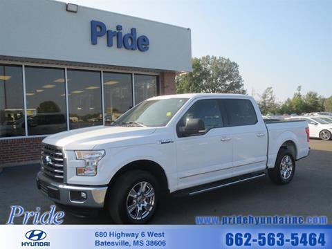 2016 Ford F-150 for sale in Batesville, MS