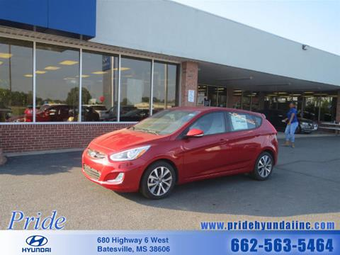 2017 Hyundai Accent for sale in Batesville, MS