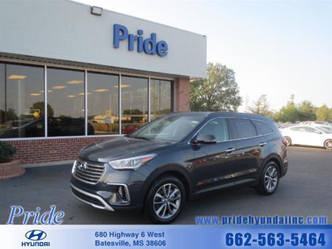 2018 Hyundai Santa Fe for sale in Batesville, MS