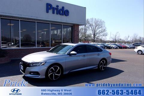 2018 Honda Accord for sale in Batesville, MS