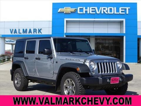 2014 Jeep Wrangler Unlimited for sale in New Braunfels, TX