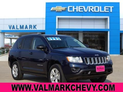 2012 Jeep Compass for sale in New Braunfels, TX