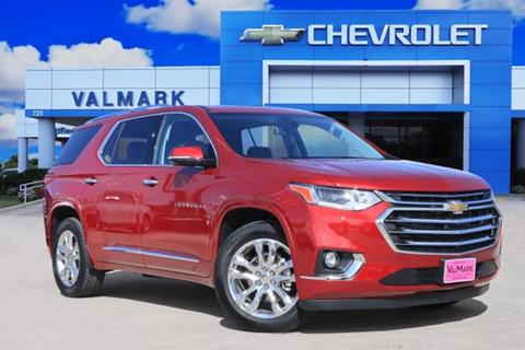 2019 Chevrolet Traverse for sale in New Braunfels, TX