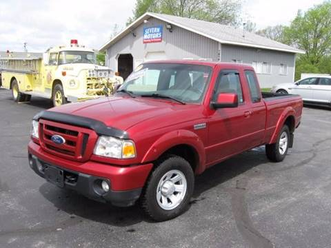 2010 ford ranger for sale in cadillac mi