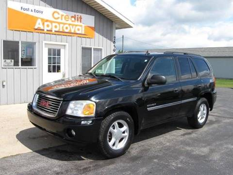 2006 GMC Envoy for sale in Cadillac, MI