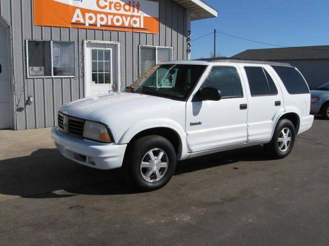 1999 Oldsmobile Bravada Base Awd 4dr Suv