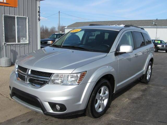 2012 Dodge Journey Sxt Awd 4dr Suv