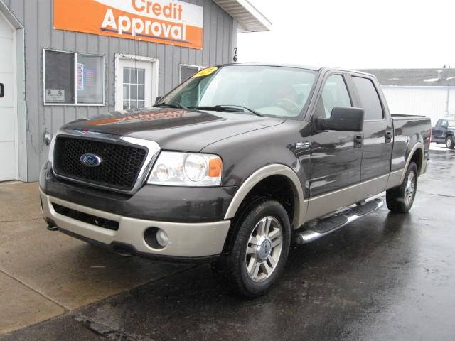 2007 Ford F-150 Lariat 4dr Supercrew 4x4 Styleside 6.5 Ft. Sb