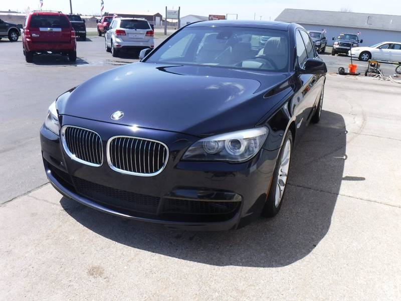 2011 BMW 7 series 750li 4dr Sedan