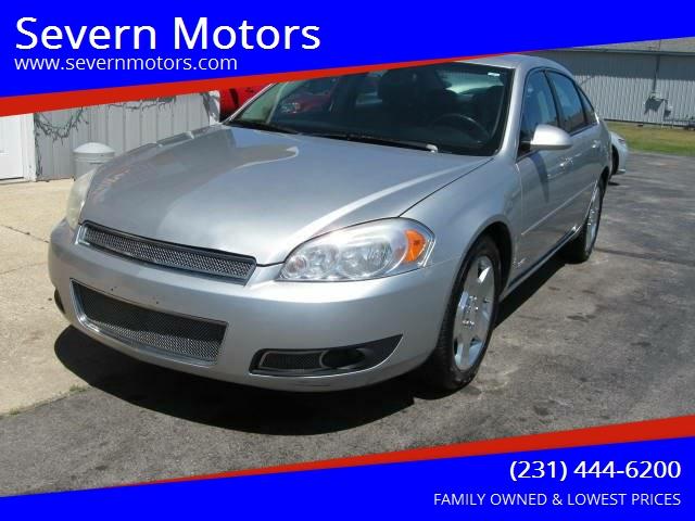 2006 Chevrolet Impala For Sale At Severn Motors In Cadillac MI