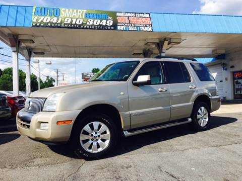 2007 Mercury Mountaineer for sale in Charlotte, NC