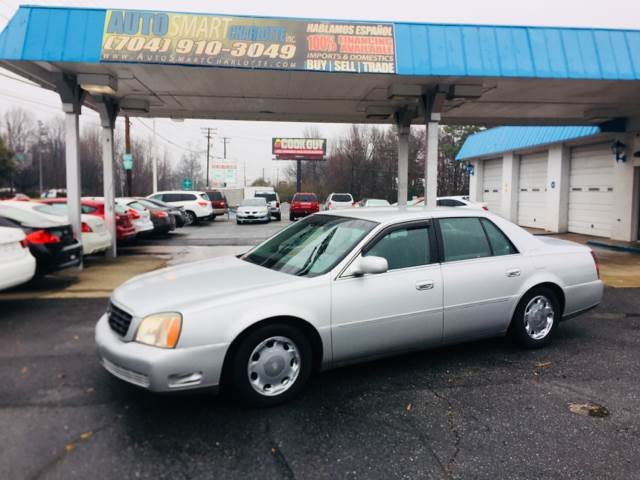 2000 Cadillac DeVille DHS In Charlotte NC - Auto Smart Charlotte