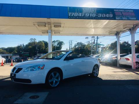 2007 Pontiac G6 for sale in Charlotte, NC