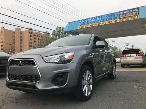 Mitsubishi Outlander For Sale in Charlotte, NC - Auto Smart