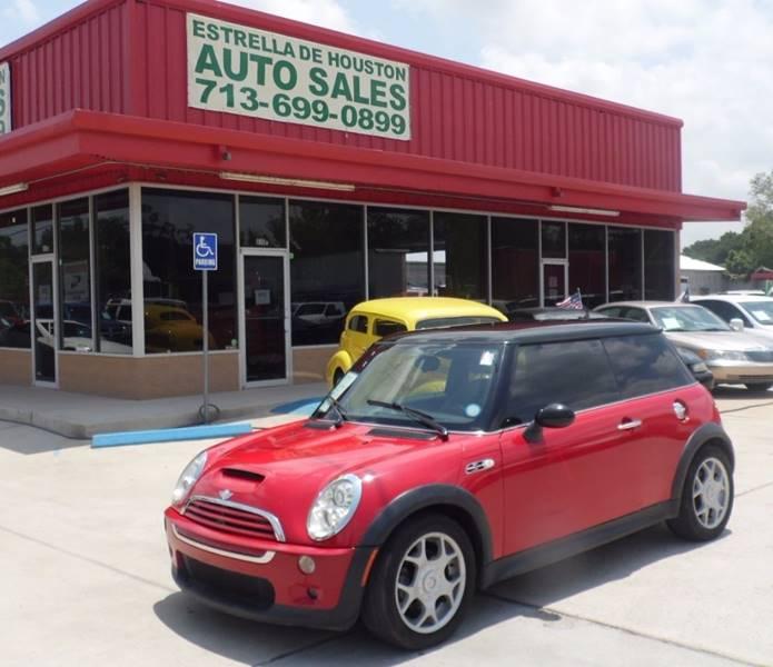 Mini Cooper Houston >> 2006 Mini Cooper S In Houston Tx Estrella De Houston Auto Sales