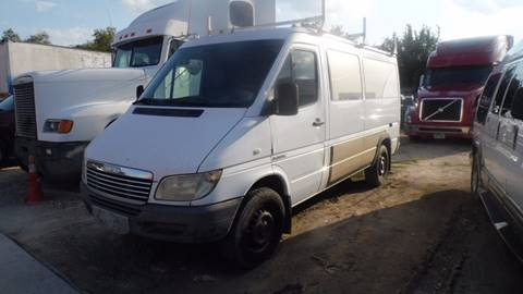 2005 Dodge Sprinter Cargo for sale in Houston, TX
